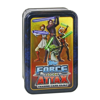 Topps Force Attax Trading Card Game Serie 4